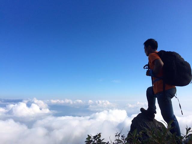 Biển Mây trên dãy núi Tà Xùa