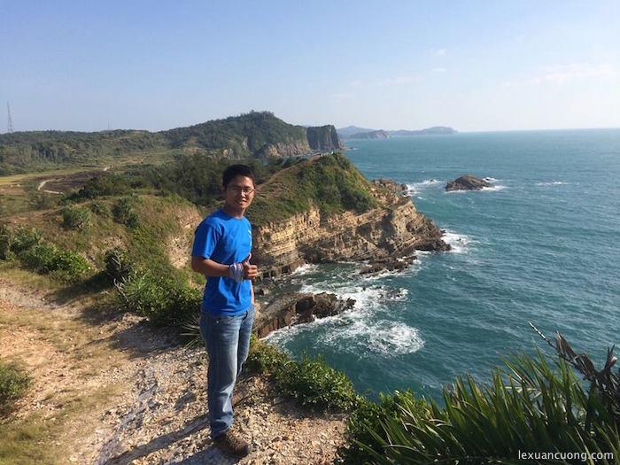 Bãi đá Cầu Mỷ, điểm du lịch hấp dẫn trên đảo Cô Tô