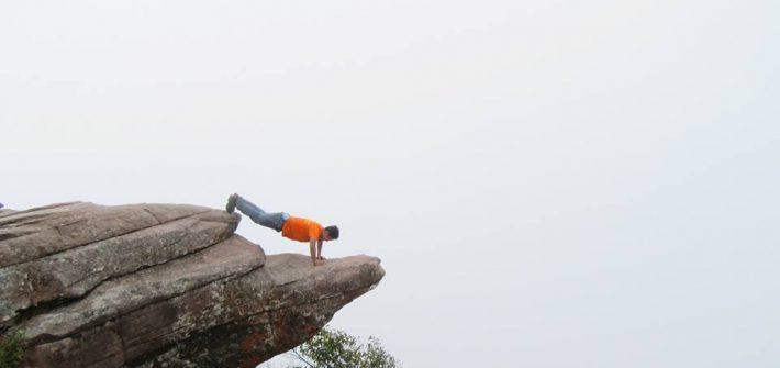 Pha Luông, đỉnh núi đẹp & đầy hiểm trở
