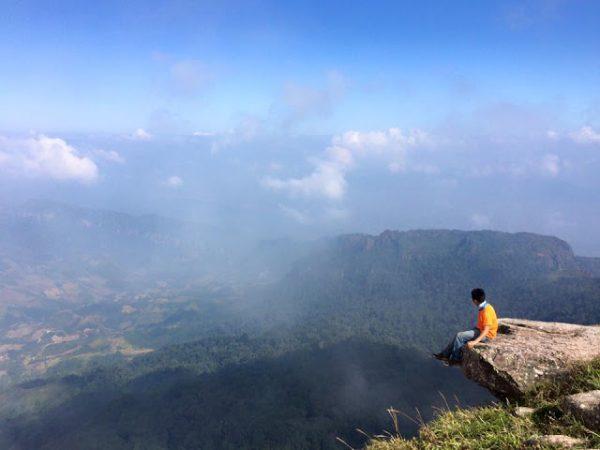 Leo núi Pha Luông, Sơn La