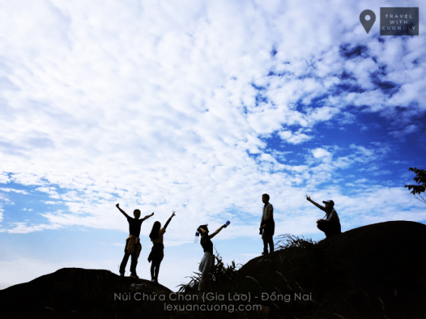 Leo Núi Chứa Chan Đồng Nai