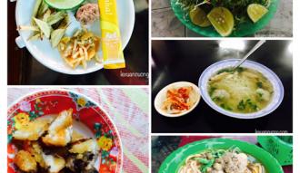 Tổng hợp món ăn ngon phải thử khi đến du lịch Buôn Ma Thuột