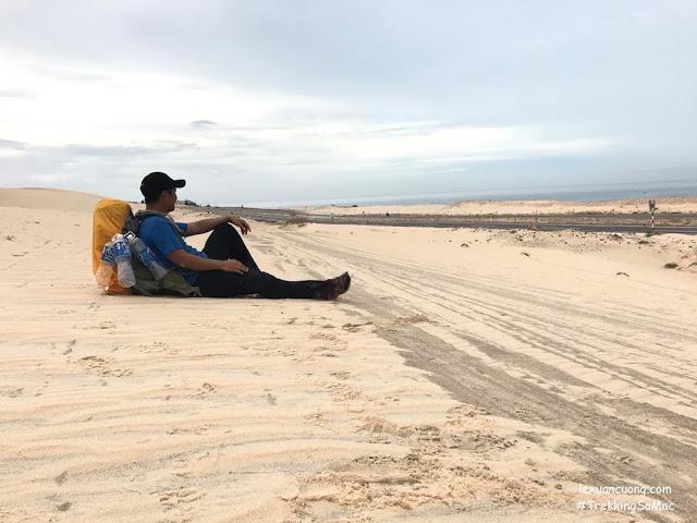 Trekking sa mạc lớn nhất Việt Nam: lịch trình – kinh nghiệm – hướng dẫn chi tiết