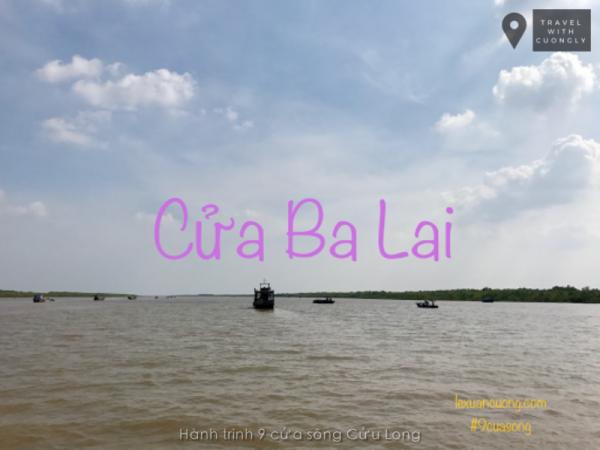 Cửa Ba Lai