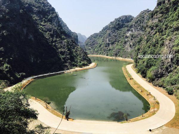 Động Am Tiêm - một điểm đến hấp dẫn phù hợp với du lịch bụi Ninh Bình