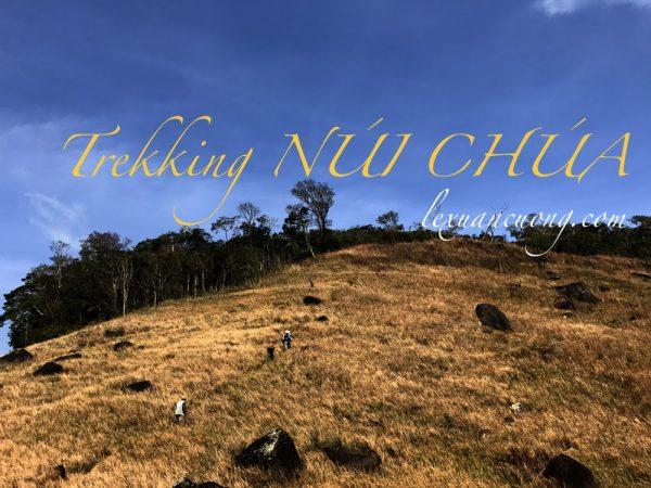 Trekking Núi Chúa Ninh Thuận - nơi khô hạn nhất Việt Nam