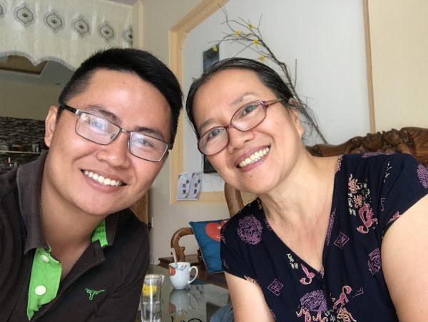 Cô Nguyệt, một người thú vị ở 4 Quarters homestay Đà Lạt