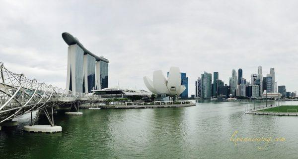 Tổng hợp lịch trình, kinh nghiệm du lịch bụi Singapore một mình - tự túc