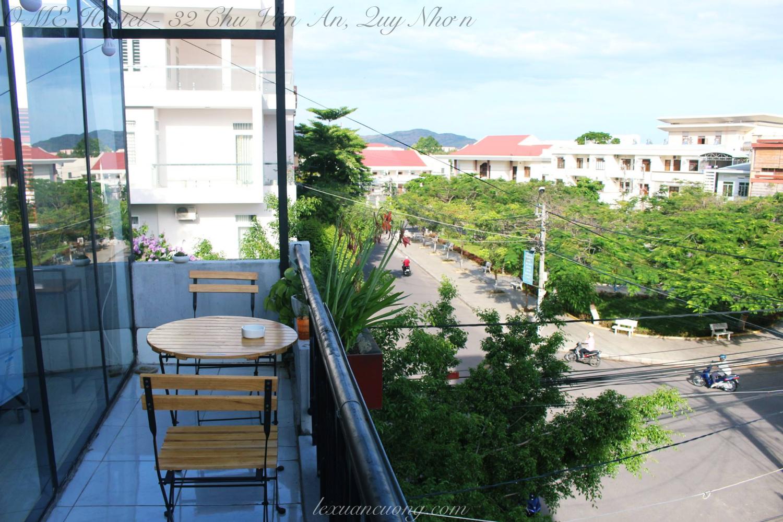 OME hostel Quy Nhơn - dorm mang phong cách Tây