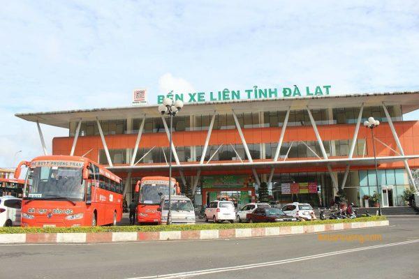 Bến xe liên tỉnh Đà Lạt