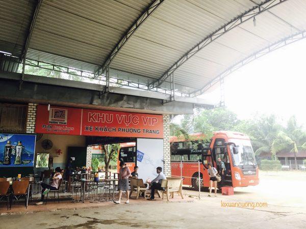 Khách của xe Phương Trang được gọi là VIP nhé :))