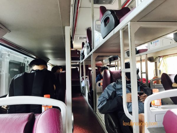 Xe khách Phương Trang Đà Lạt