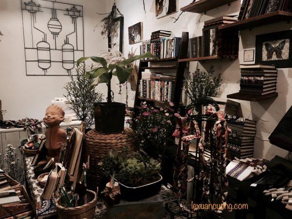 Góc nhỏ tại shop handmade Labata Đà Lạt