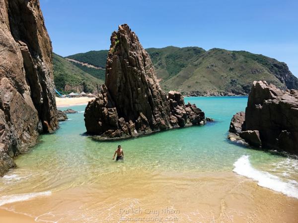 Biển Kỳ Co, đẹp nhất Việt Nam
