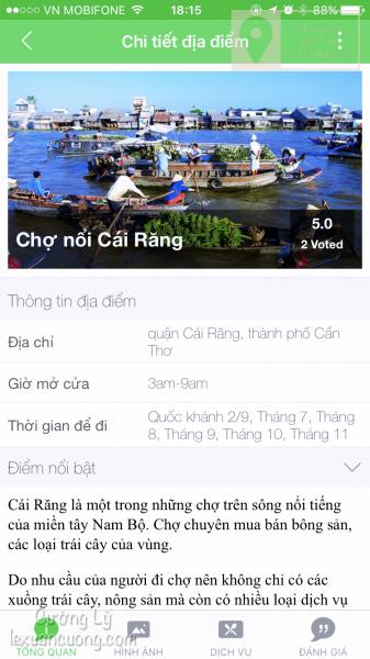 Apps Joco - Bây giờ đi đâu, mạng xã hội du lịch