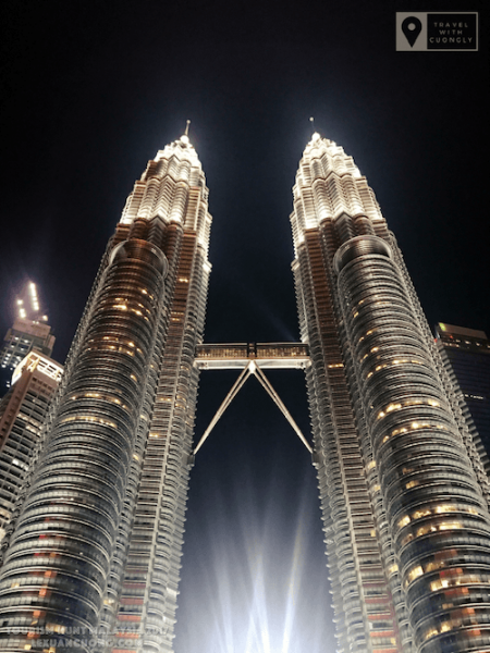 Tháp đôi Petronas, Malaysia
