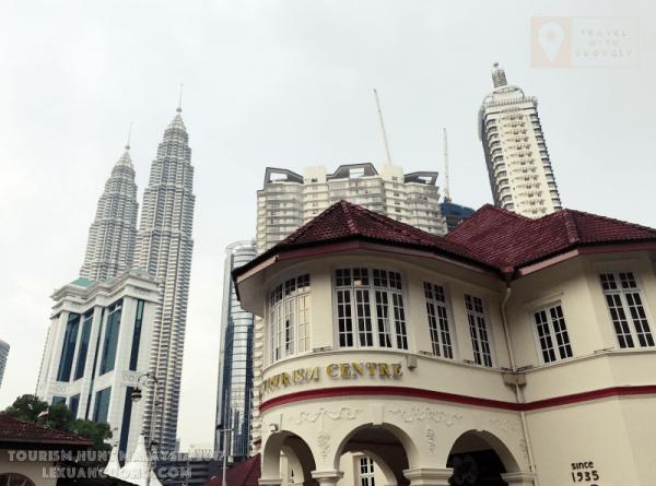 Tháp đôi Petronas, Malaysia và toà nhà MATIC