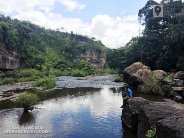 Du lịch Thác Pongour - Đà Lạt vào năm 2016
