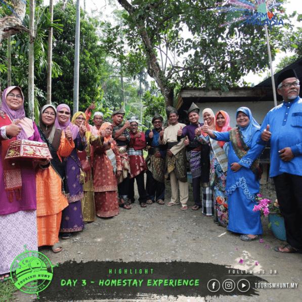 Sự đón tiếp của homestay LABU KUBONG Malaysia