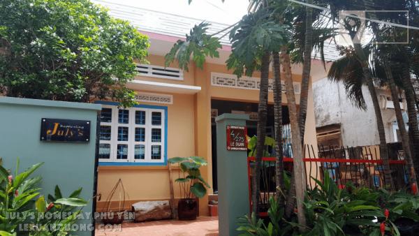 July's Home Stay Phú Yên - ngôi nhà đáng yêu trên đường Lê Duẩn, Tuy Hoà