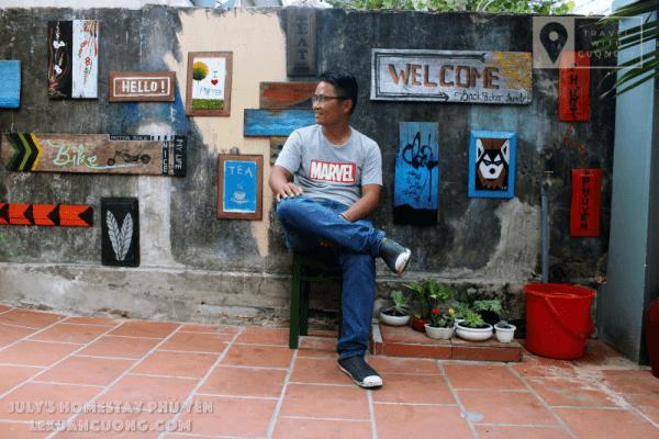 July Homestay du lịch Phú Yên