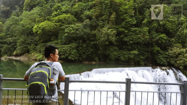 Thác nước Thập Phần, Đài Loan