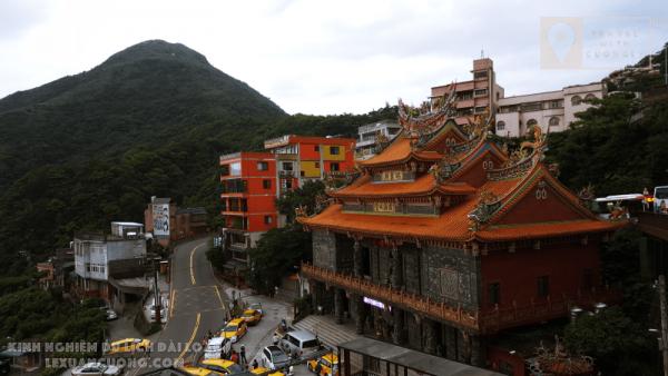 Phố cổ Cửu Phần, Đài Bắc, Đài Loan
