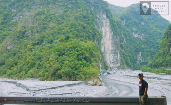 Khung cảnh ở công viên Torako - Hualien - Đài Loan