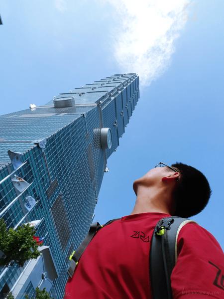 Tháp 101 ở Đài Loan, toà nhà cao thứ 2 thế giới.