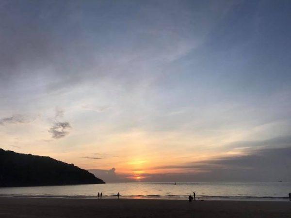 Hoàng Hôn Côn Đảo