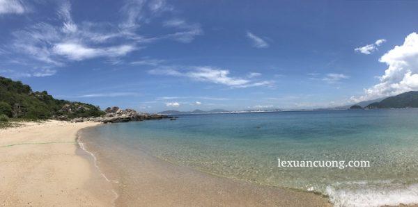Du lịch đảo Hòn Nưa, Phú Yên