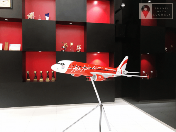 RedQ - văn phòng Air Asia ở Malaysia