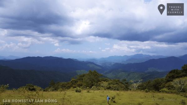 Trekking Núi Chây Dzưi - Sàn homestay
