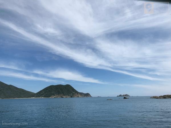 Hòn Mun. Nha Trang - địa điểm lặn quen thuộc.