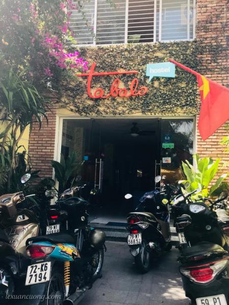 Tabalo hostel ở Nha Trang - phù hợp cho du lịch bụi hoặc du lịch 1 mình.