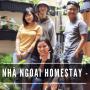 Nhà Ngoại Homestay - ngôi nhà gỗ thông trong con hẻm nhỏ giữa Đà Lạt