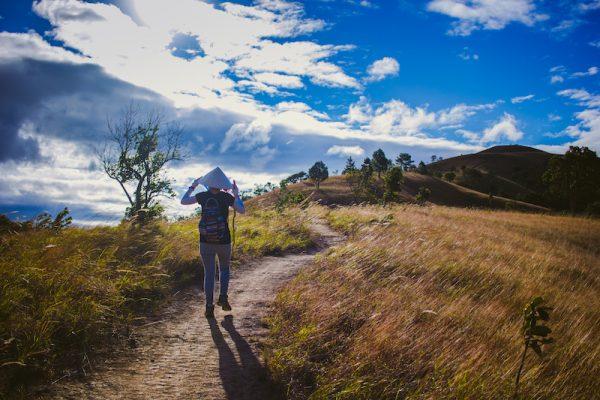 Trekking Tà Năng 15 600x400 - Trekking Tà năng - Tà Năng, lựa chọn mới phù hợp cho dân văn phòng