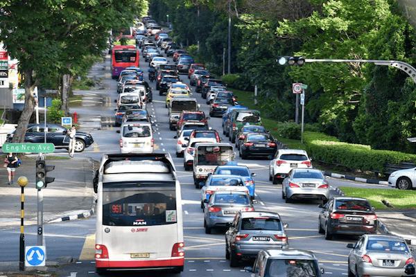 Giao thông tại Singapore