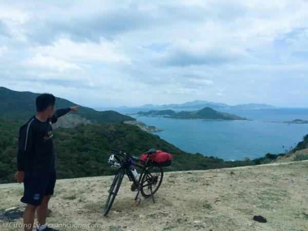 Đảo Bình Hưng, Bình Ba từ phía xa!