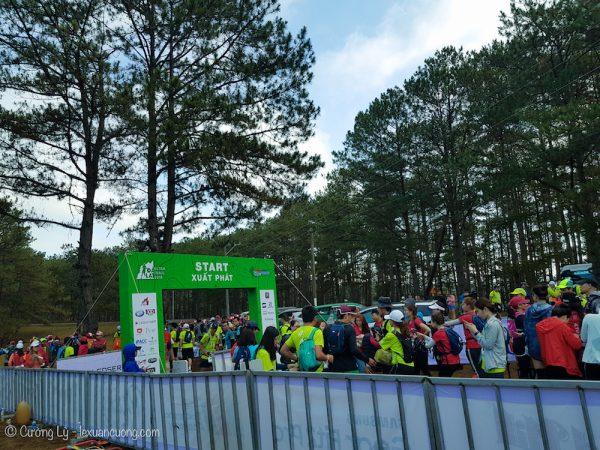 Cự ly 21km thu hút nhiều người tham gia nhất ở giải chạy Dalat ultra trail năm nay!