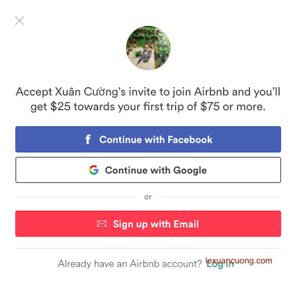 Nhận 25$ để đặt phòng trên Airbnb qua link đăng ký của Cường: https://lexuancuong.com/25$-airbnb