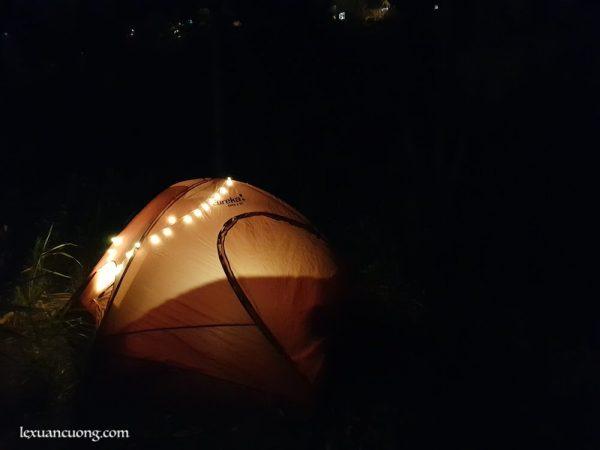 Lều cắm trại 2 người của Eureka được nhiều người ưa chuộng sử dụng khi đi leo núi, cắm trại.