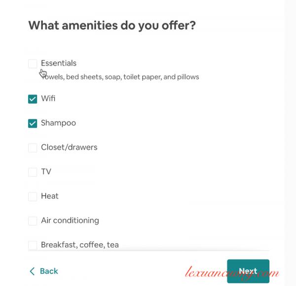 Đăng ký tài khoản host airbnb 10 600x581 - Hướng dẫn đăng ký tài khoản host Airbnb đón khách du lịch