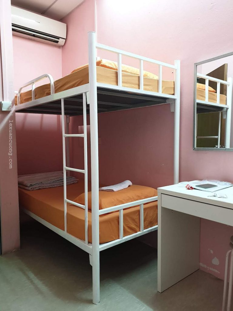Herigate Hostel Chinatown Singapore 768x1024 - Review Heritage Hostel, China town khi du lịch Singapore