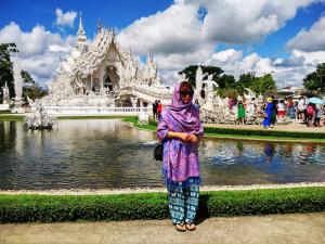 Nhớ phải ghé chùa này khi du lịch Chiang Rai, Thái Lan bạn nhé!