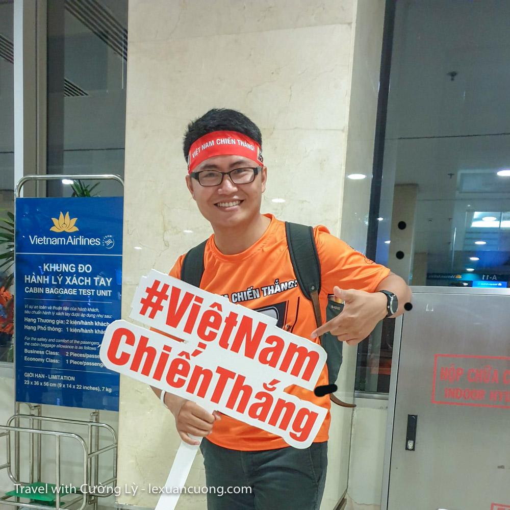 Việt Nam chiến thắng nào!
