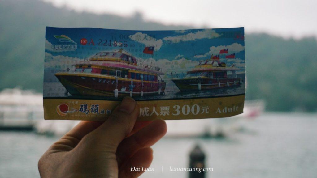 Vé 300 tệ cho 1 vòng hồ Nhật Nguyệt, ghé vào các điểm: Huyền Trang Tự & làng dân tộc thiểu số Ita shao.