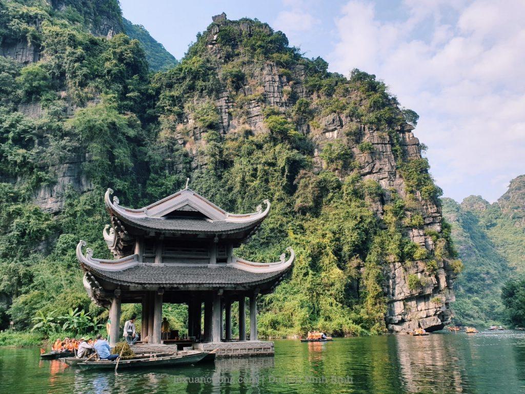 kinh nghiem du lich ninh binh 15 1024x768 - Kinh nghiệm du lịch Ninh Bình 2 ngày cuối tuần: Tràng An, Tam Cốc, tắm vua Sao Sa