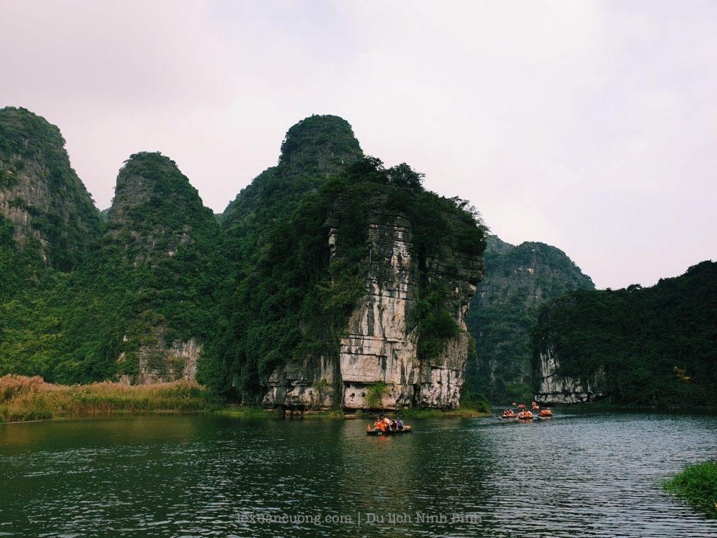 kinh nghiem du lich ninh binh 21 1024x768 - Kinh nghiệm du lịch Ninh Bình 2 ngày cuối tuần: Tràng An, Tam Cốc, tắm vua Sao Sa