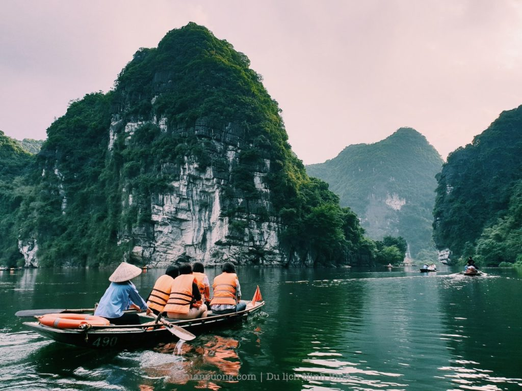 kinh nghiem du lich ninh binh 37 1024x768 - Kinh nghiệm du lịch Ninh Bình 2 ngày cuối tuần: Tràng An, Tam Cốc, tắm vua Sao Sa